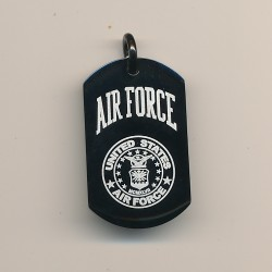 AIR FORCE plade